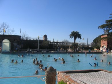 Viterbo Terme Dei Papi Hotel